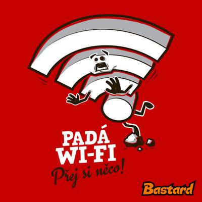 Padá wi-fi
