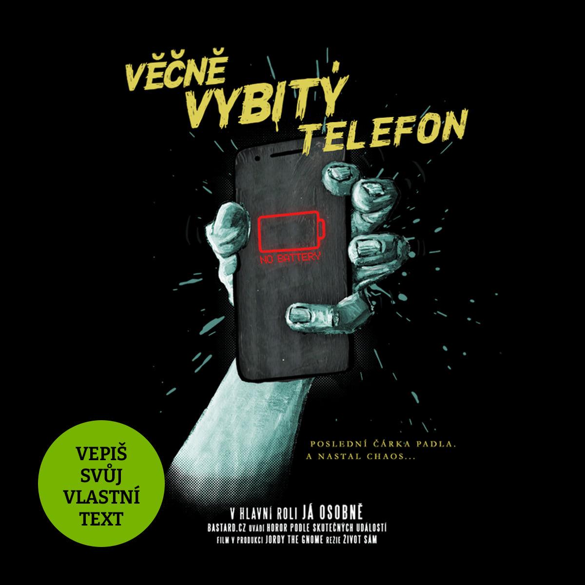 B13: Vybitý telefon