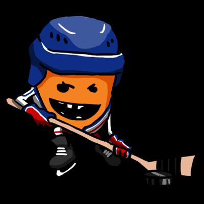 Hokejista basty