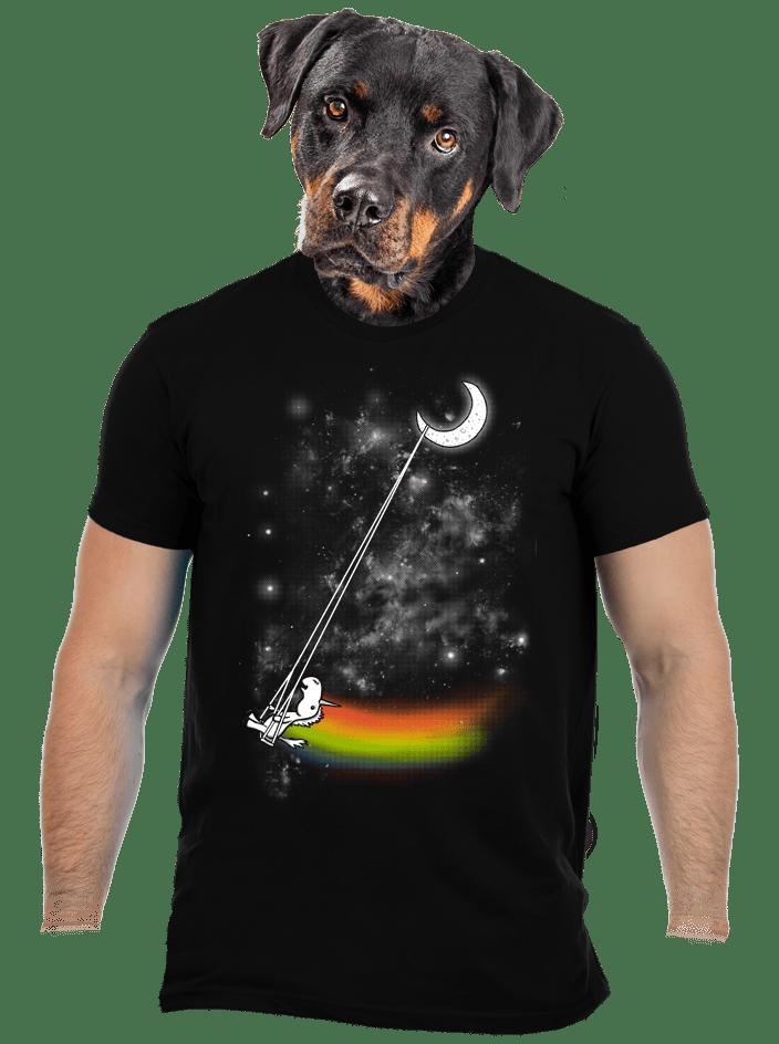 Unicorn Universe pánské tričko