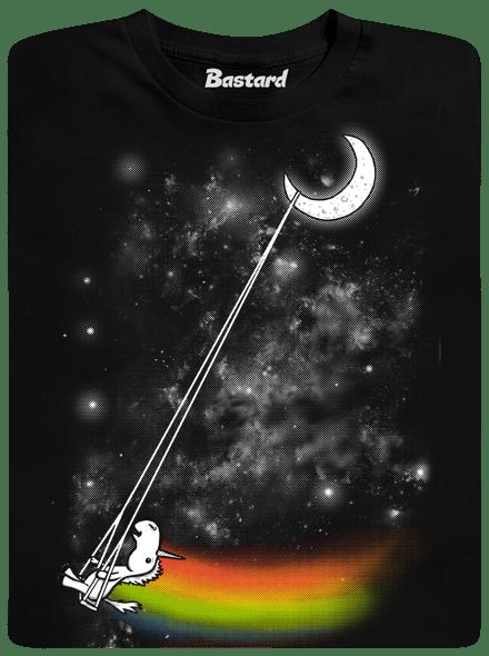 Bastard Unicorn Universe pánské tričko