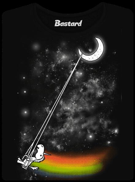 Bastard Unicorn Universe dámské tričko klasik