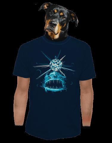 Mořský discoďas pánské tričko