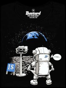 Bastard Kosmonaut dámské tričko