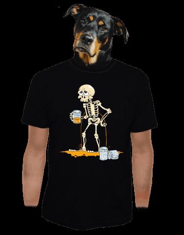 Kosťa pánské tričko