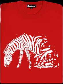Bastard Zebrovaná láska dámské tričko