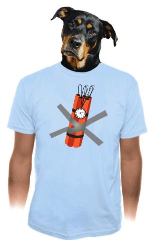 Dynamit pánské tričko