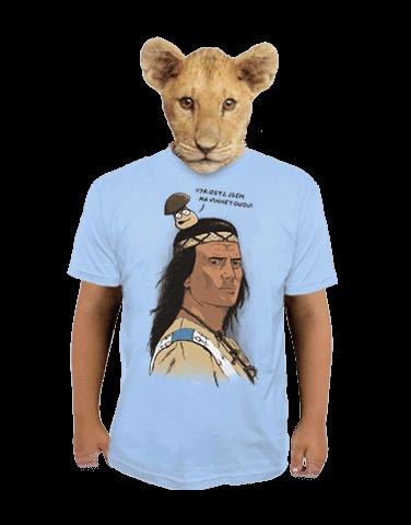 Vinnetou dětské tričko