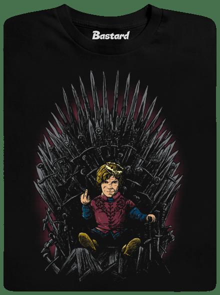 Bastard Tyrion na trůnu pánské tričko