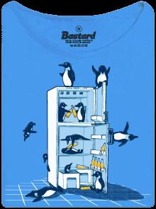 Bastard Pařba v lednici dámské tričko