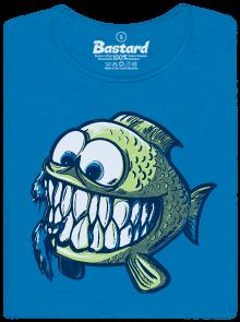 Bastard Hladová rybka dámské tričko - 2. jakost