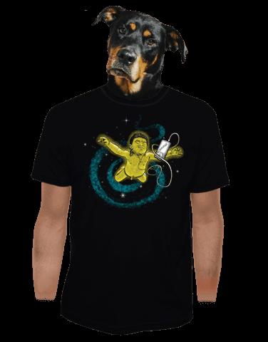 Nirvana pánské tričko