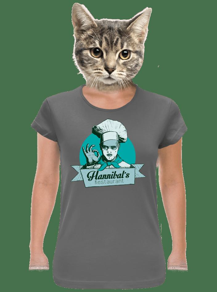 U Hannibala dámské tričko