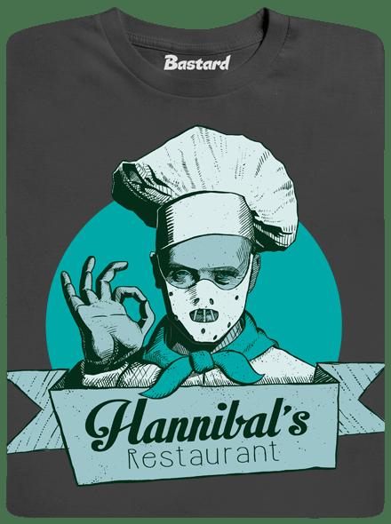 Bastard U Hannibala pánské tričko – nový střih