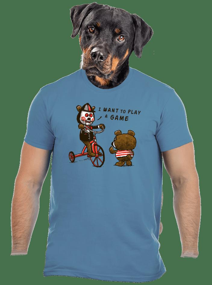 Medvědi od Kolína pánské tričko