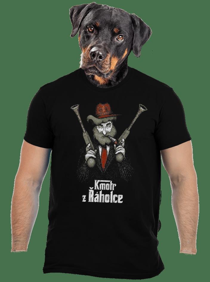 Kmotr pánské tričko – nový střih