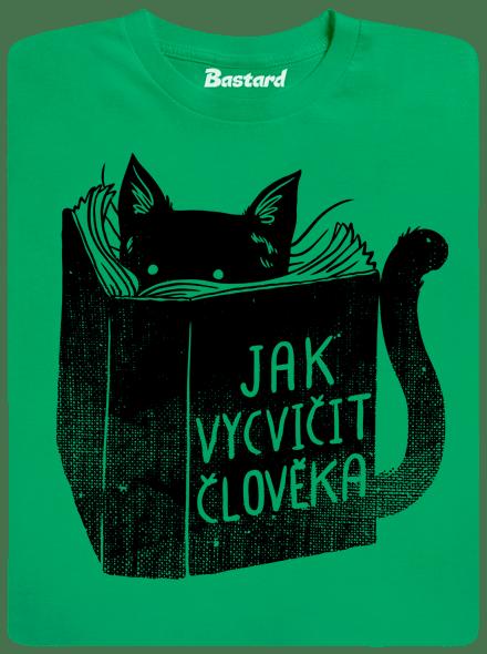 Bastard Povinná četba zelené pánské tričko