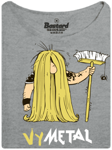 Bastard Metalista dámské tričko