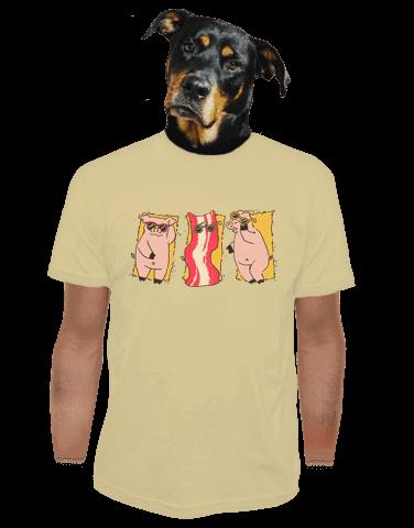 Opalovačka pánské tričko