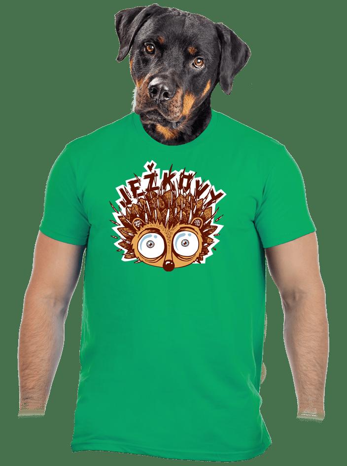 Ježkovy voči pánské tričko