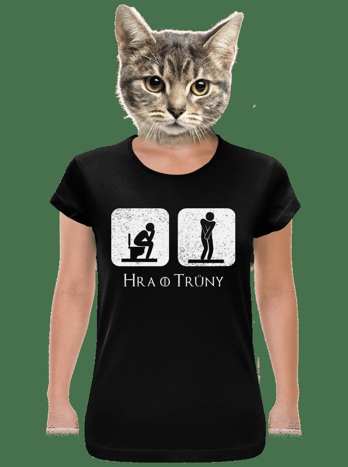 Hra o trůny dámské tričko klasik