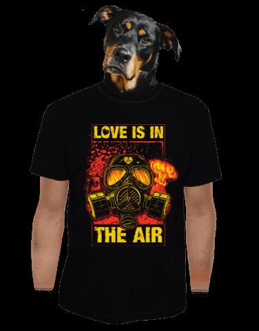Love is in the Air pánské tričko - starý střih