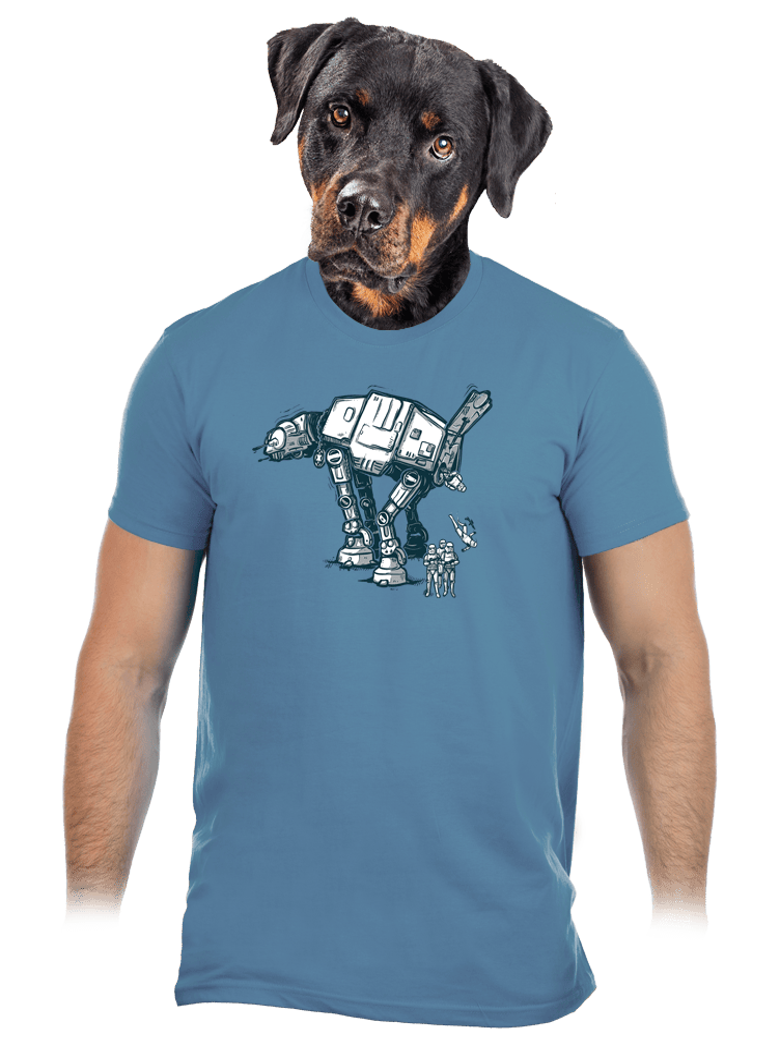 AT-AT pánské tričko - nový střih
