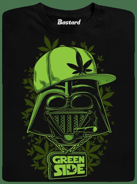 Bastard Green Side pánské tričko
