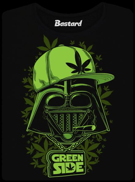 Bastard Green Side dámské tričko