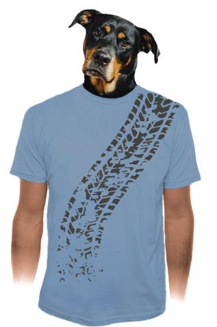 Přejetej pánské tričko