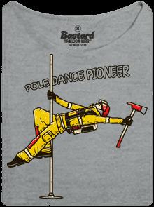Bastard Pole Dance dámské tričko