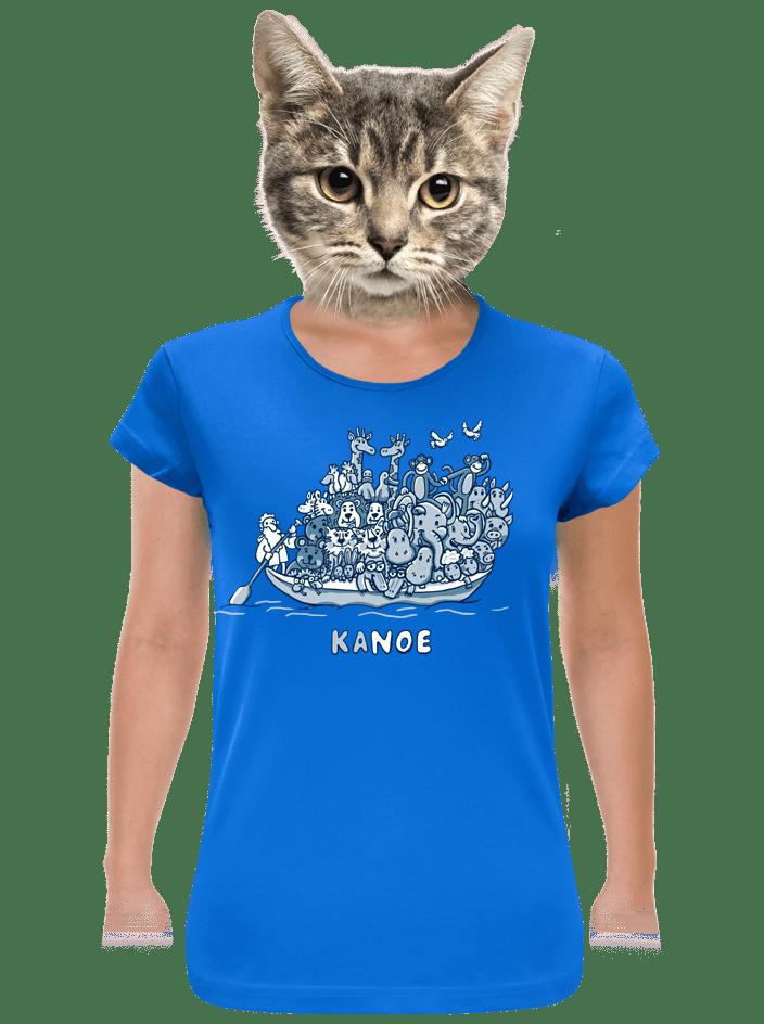 Noemova archa dámské tričko