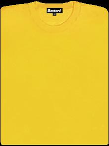 Bastard Dámské tričko klasické žluté