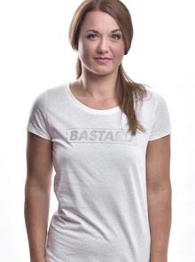 Bastard B 10 bílé dámské tričko