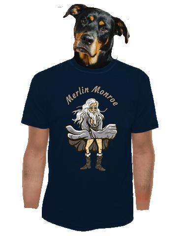 Merlin Monroe pánské tričko
