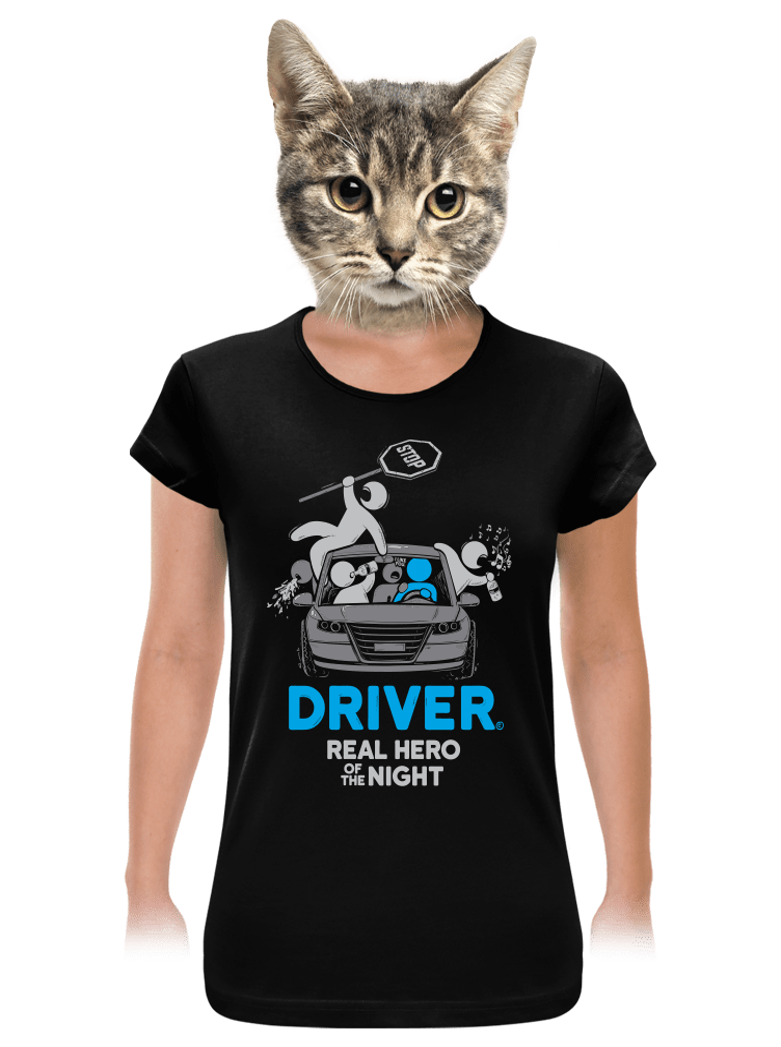 Driver dámské tričko lodičkové