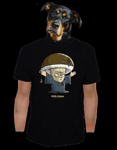Hřib Satan pánské tričko