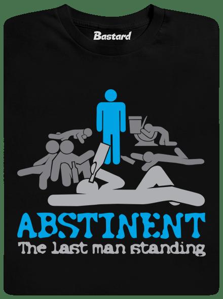 Bastard Abstinent pánské tričko