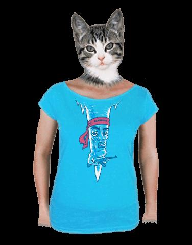 Rambouch dámské tričko