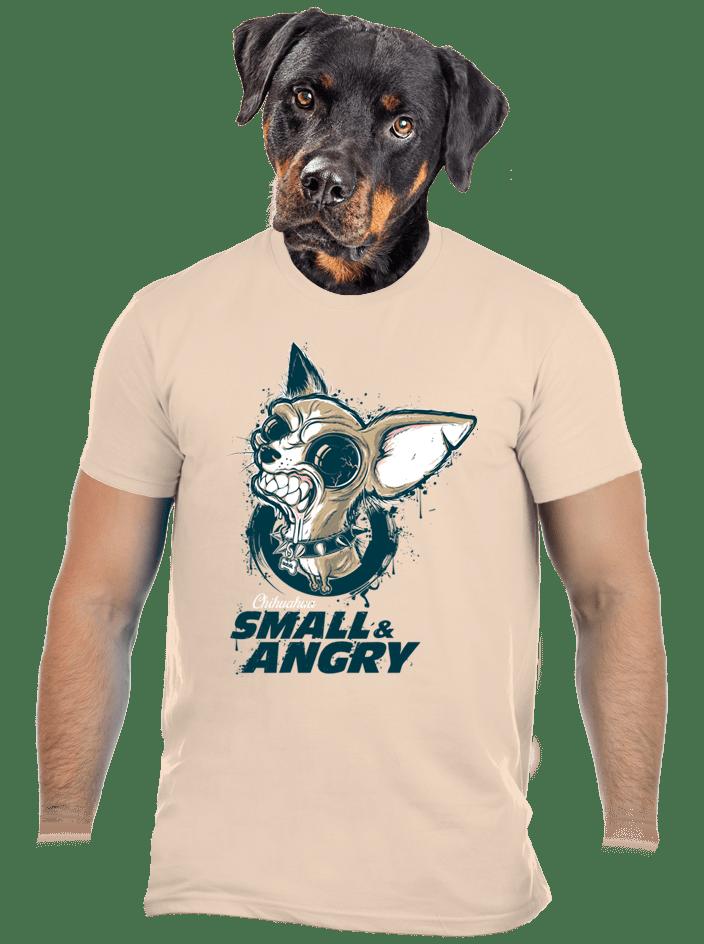 Čivava pánské tričko