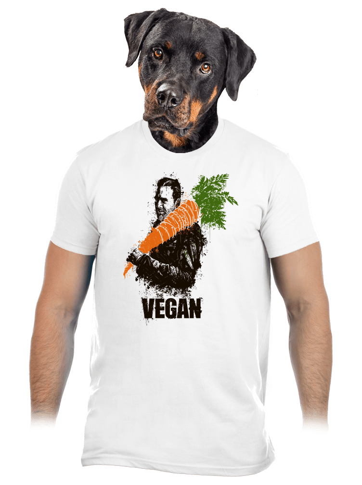 Vegan pánské tričko