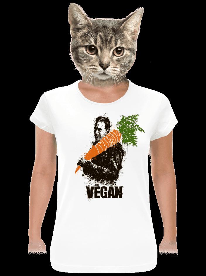 Vegan dámské tričko