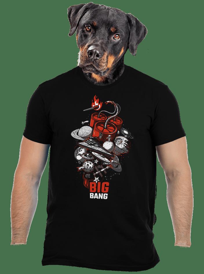 Big Bang pánské tričko