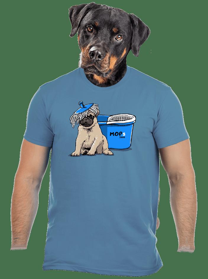 Mops pánské tričko