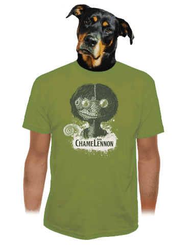 ChameLennon pánské tričko