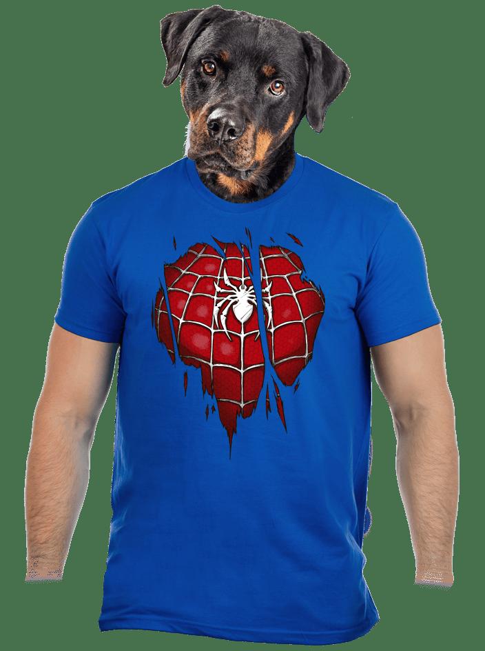 Spider Inside pánské tričko