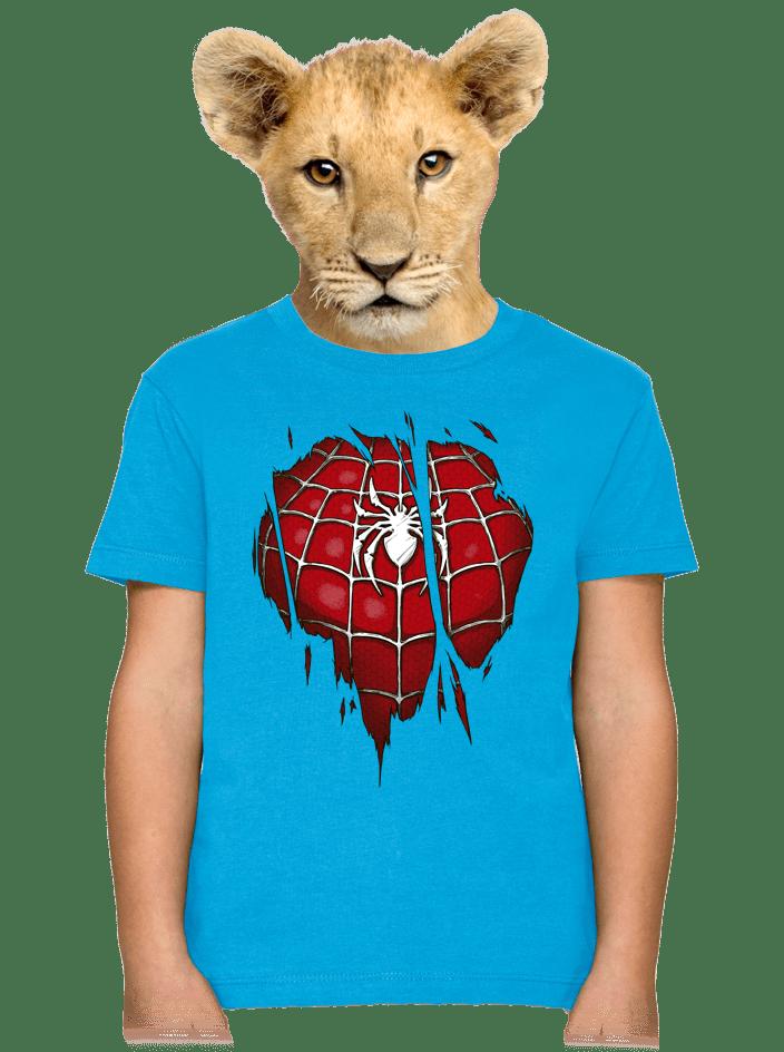 Spider Inside dětské tričko