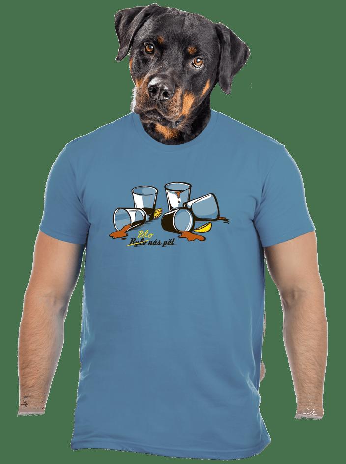 Pilo nás pět pánské tričko - nový střih