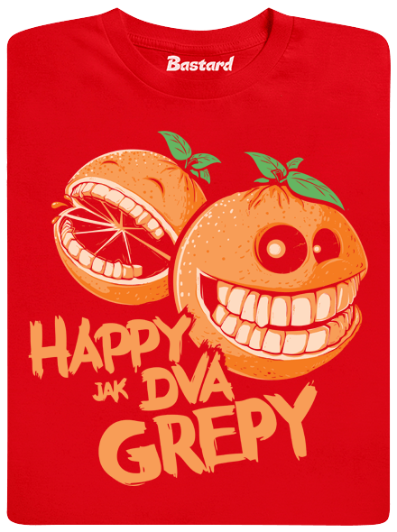 Bastard Happy grepy dětské tričko