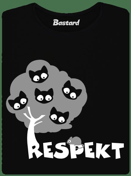Bastard Respekt dámské tričko